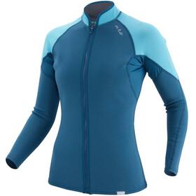 NRS HydroSkin 0.5 Jacket Women poseidon